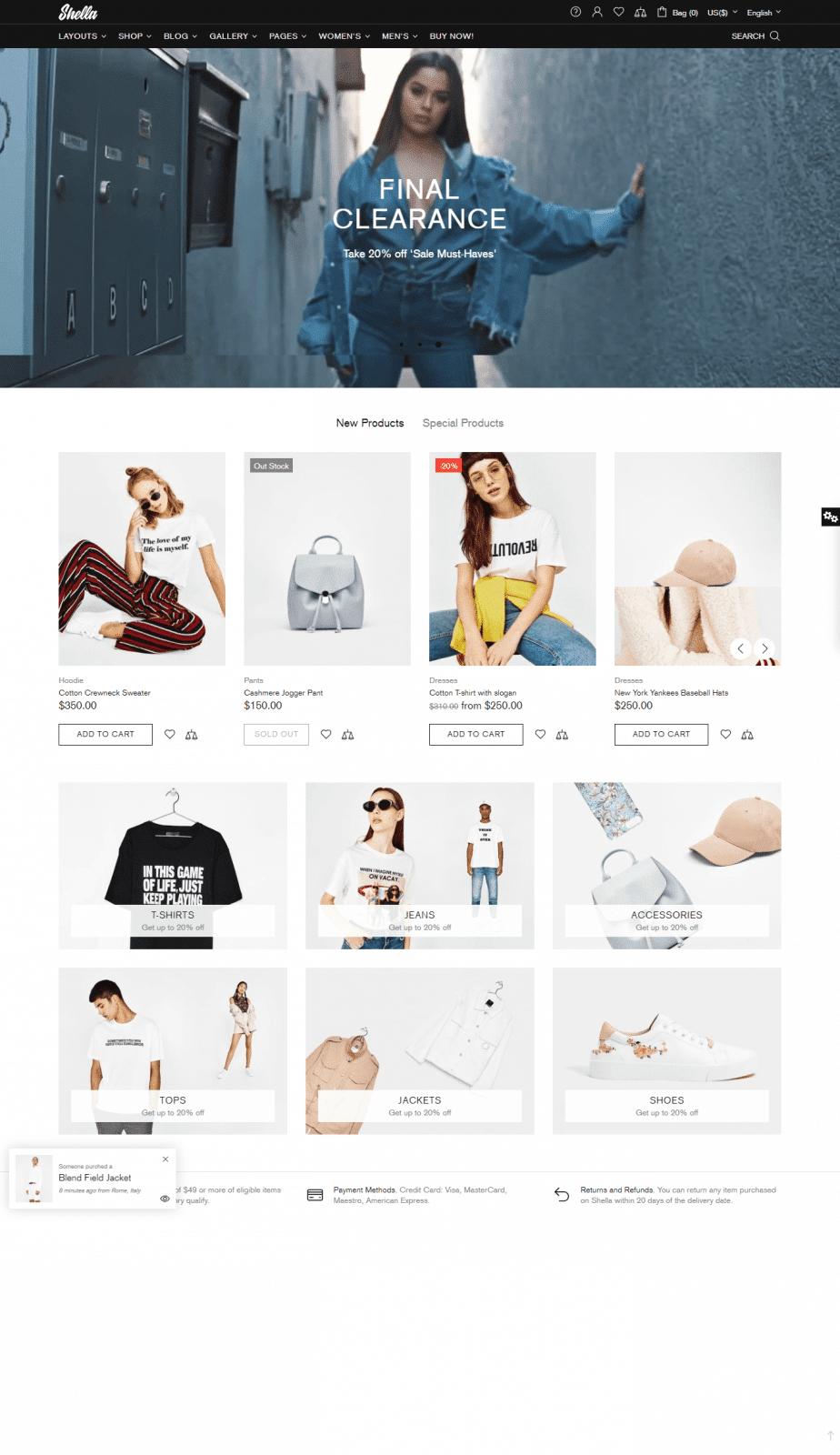 tienda virtual endagapa ecommerce